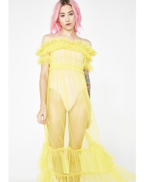 Sunny Dazed Tulle Dress