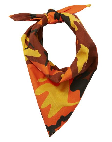 Citrus Battle Crusher Bandana