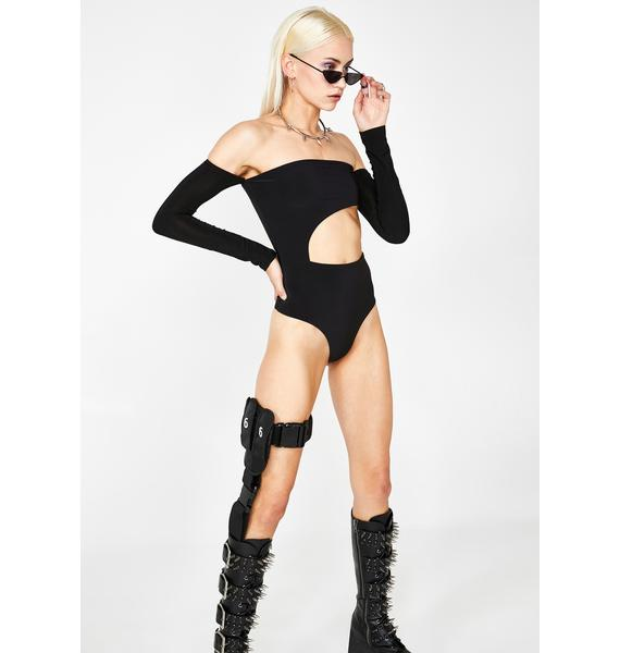 Euphoric Fuel Cut Out Bodysuit