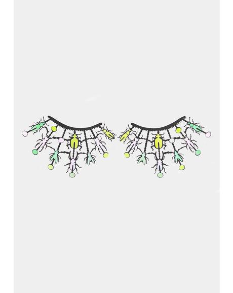 Insecstacy Eye Lace