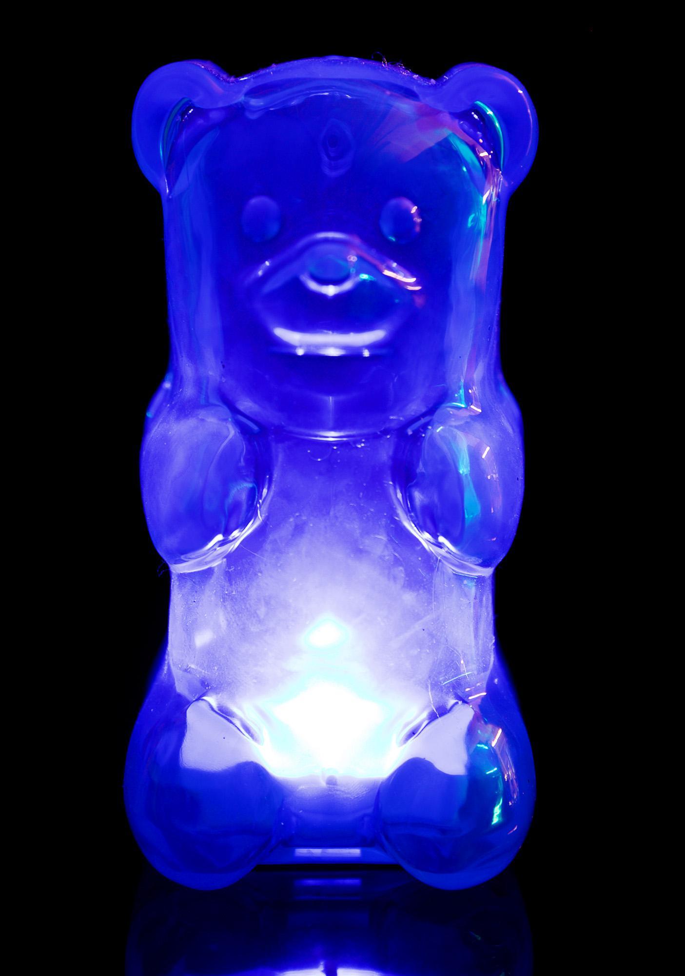blue gummy bear nigh light dolls kill
