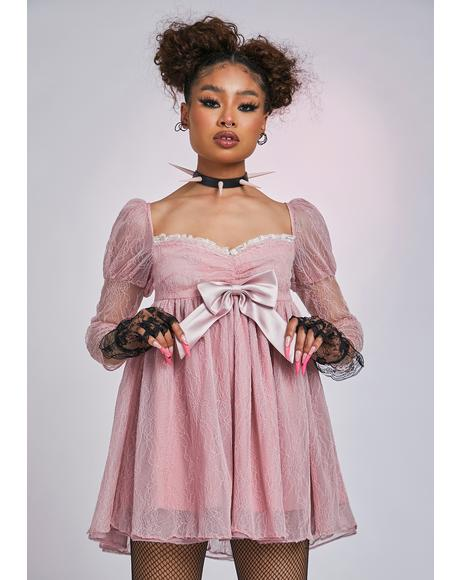 The Florence Babydoll Dress