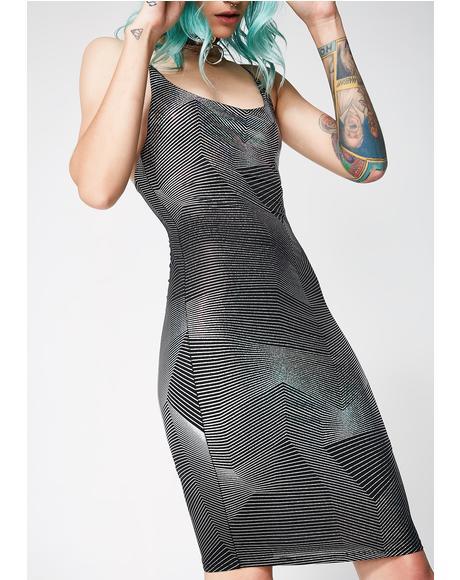 Lost In Translation Tank Dress