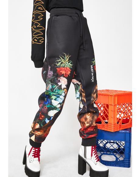 Bouquet Sweatpants