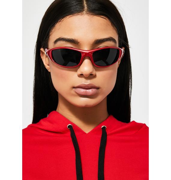 Flaming Revolution Reloaded Sport Sunglasses