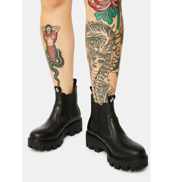Altercore Soul Vegan Chelsea Boots