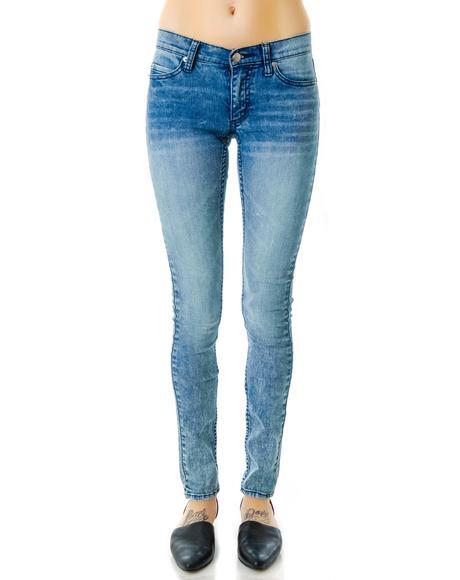 Advanced Blue Slim Jeans