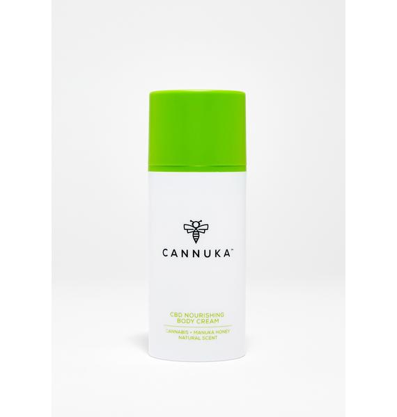 Cannuka Hemp Nourishing Body Cream