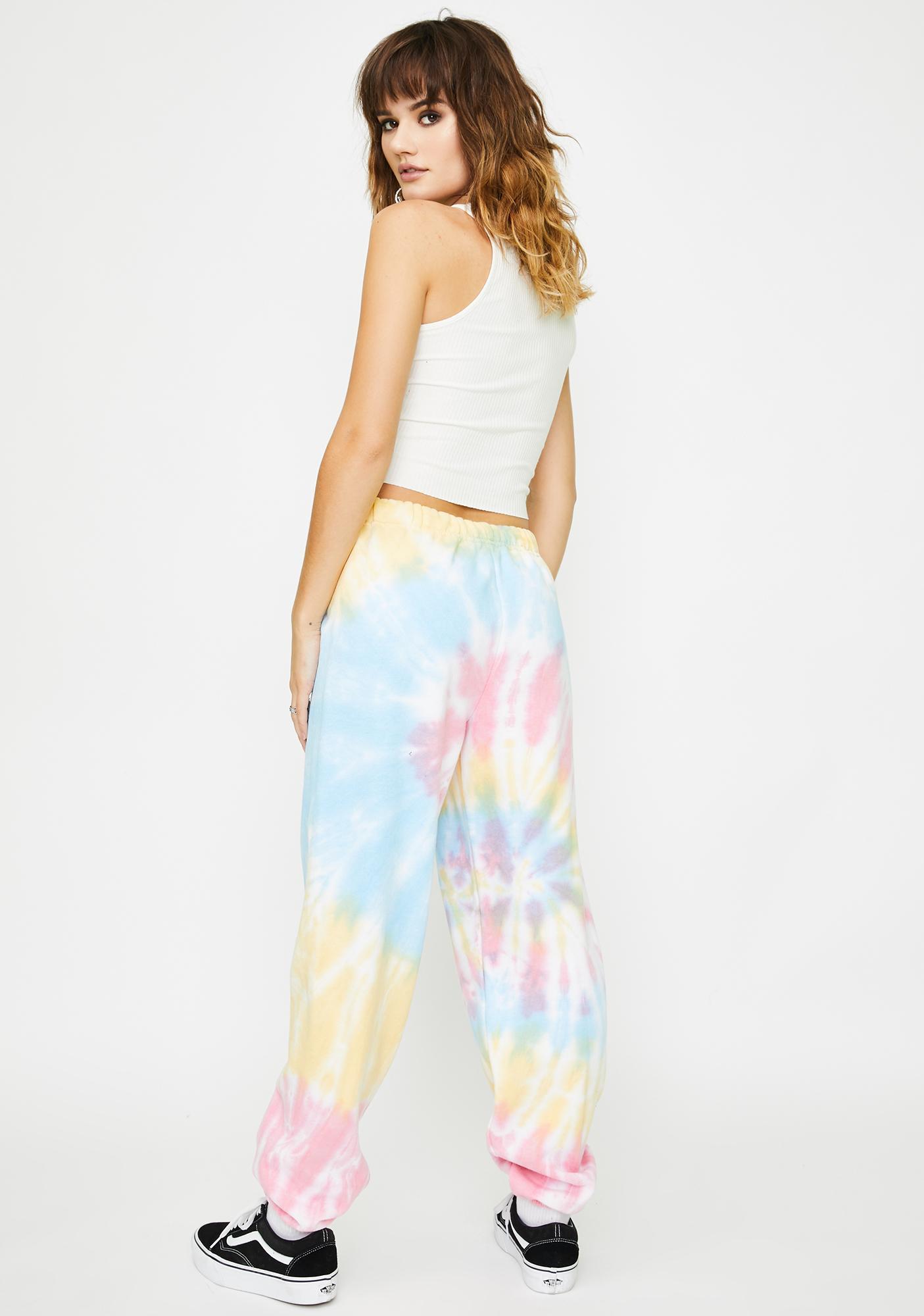 By Samii Ryan All I Want Tie Dye Sweatpants