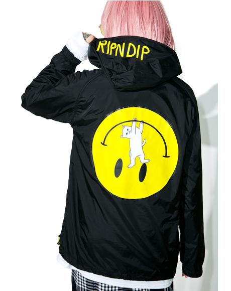 Everything�ll Be OK Windbreaker