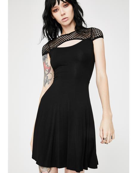 Absinthe Skater Dress
