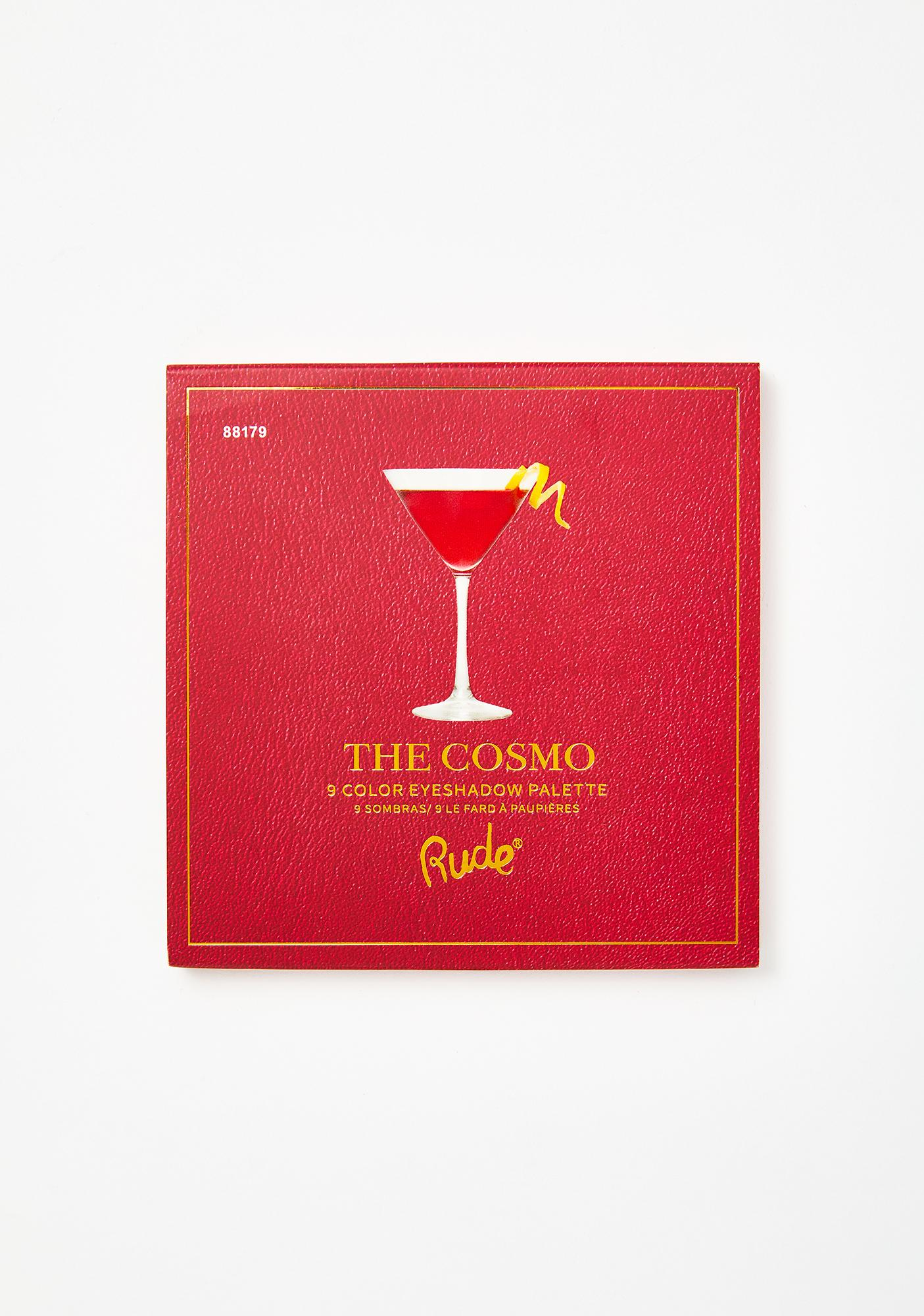 Rude Cosmetics The Cosmo Cocktail Party Eyeshadow Palette