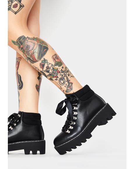 Remedy Platform Boots