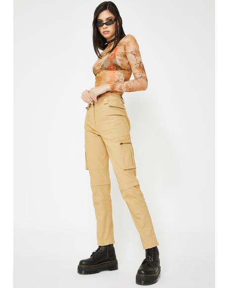 Tan Ursa Pants