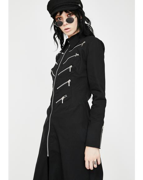 Alternative Matrix Long Coat