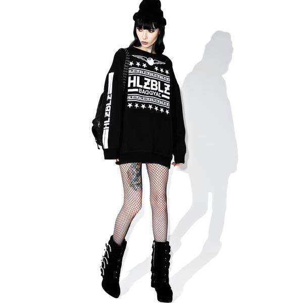HLZBLZ Eat It & Die Sweatshirt