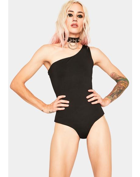 Annie Asymmetrical Bodysuit