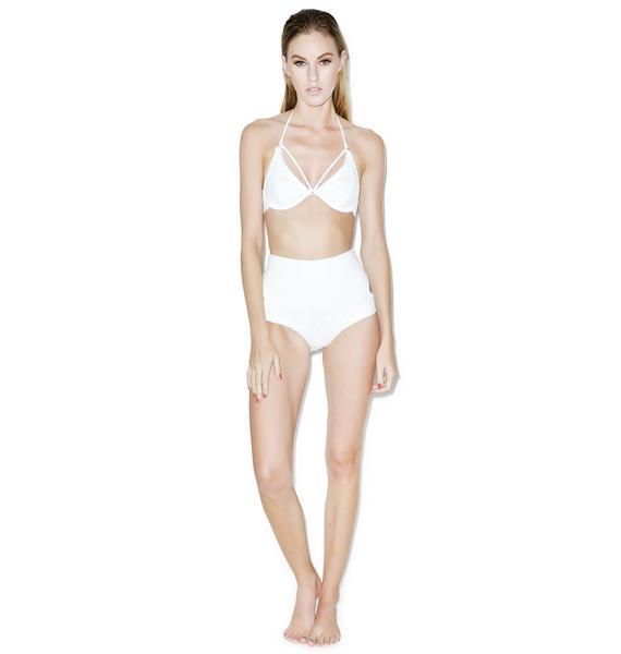 Somedays Lovin Prime Time Retro Bikini Top