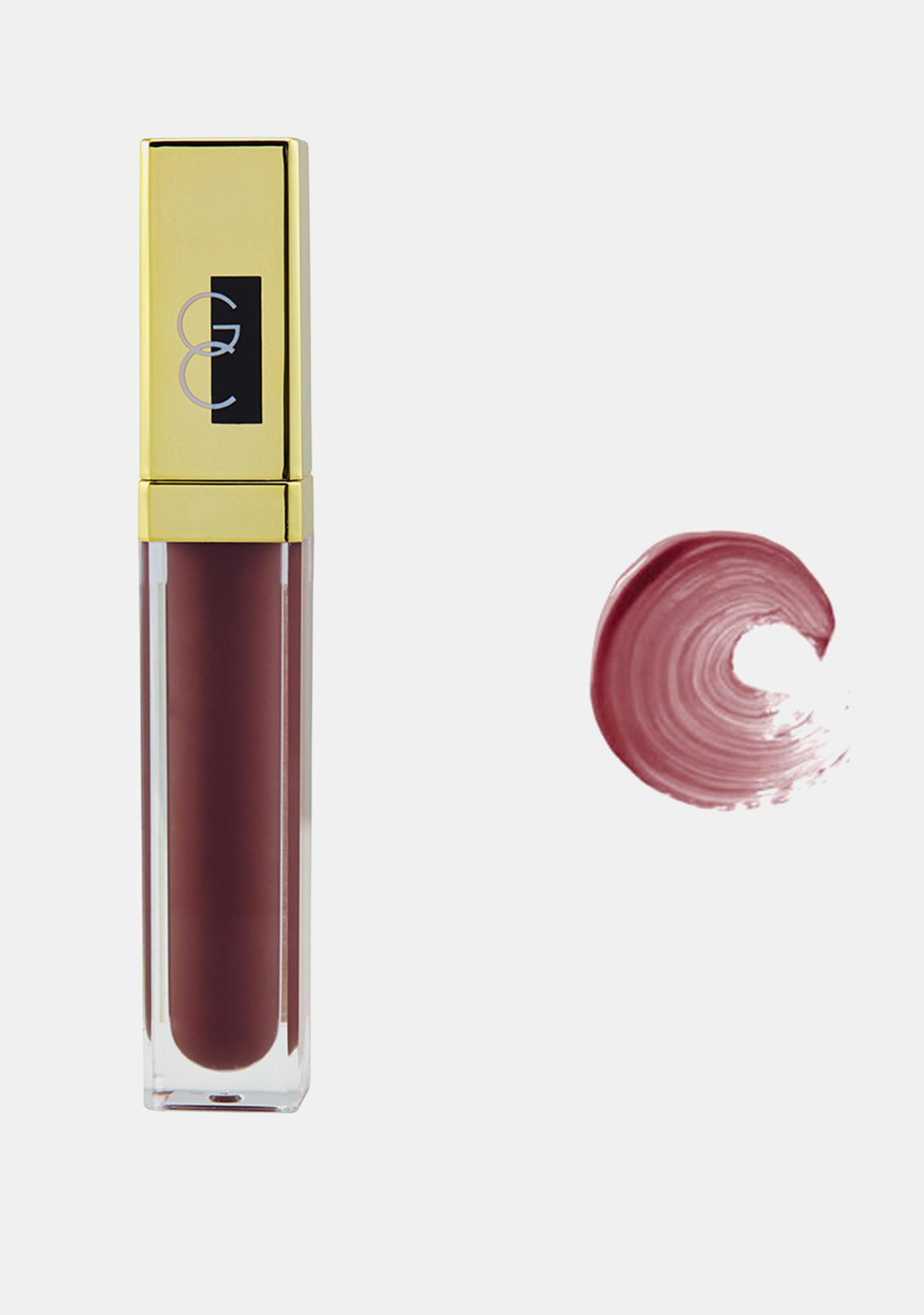 Gerard Cosmetics Plum Crazy Color Your Smile Lighted Lip Gloss