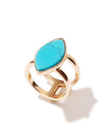 8th Wonder Turquoise Ring