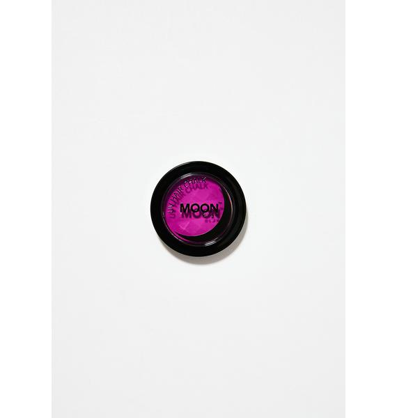 Moon Creations Neon Intense Purple UV Hair Chalk