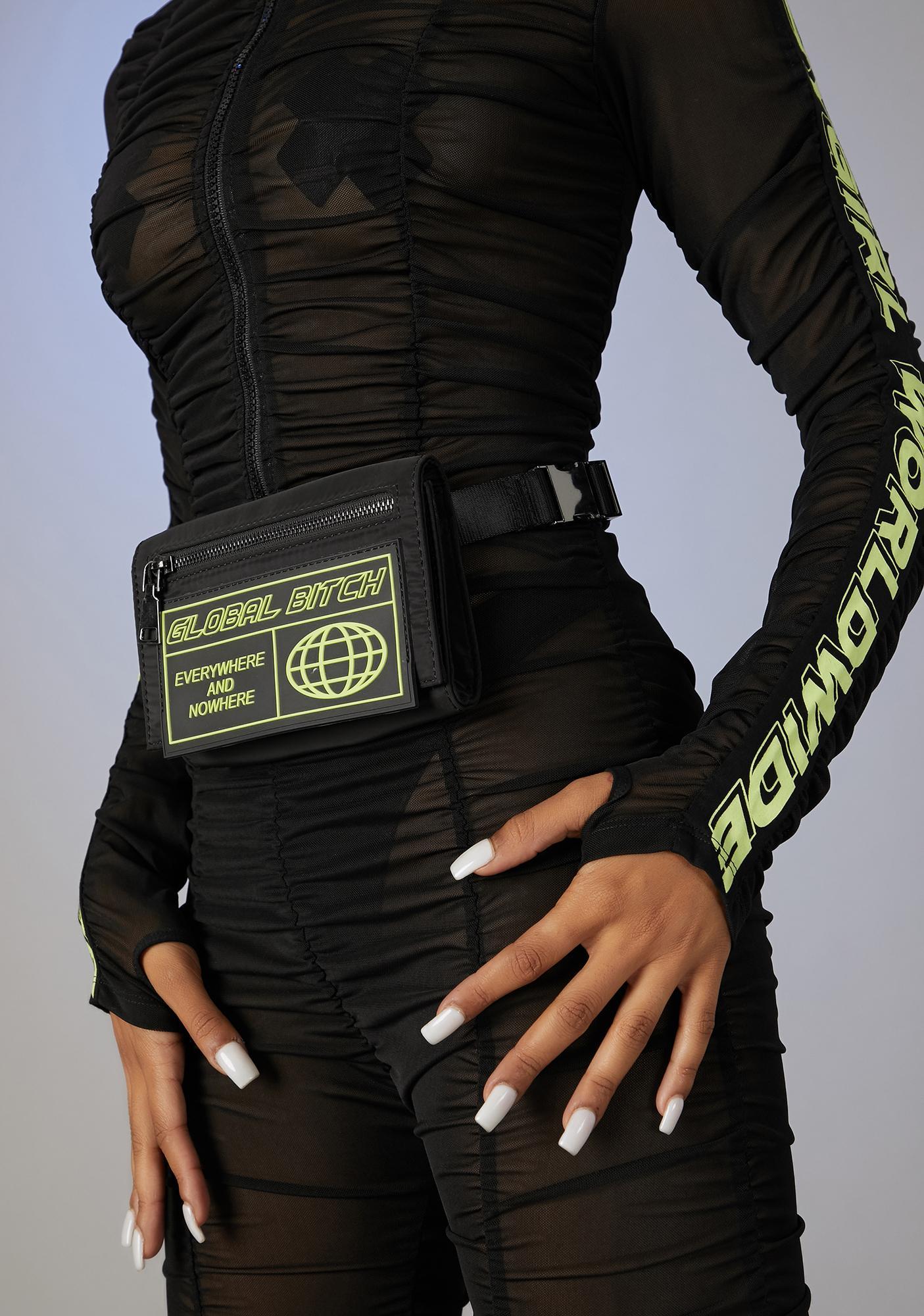 Poster Grl Toxic Trendsetter Belt Bag