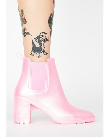 In Season Rain Boots