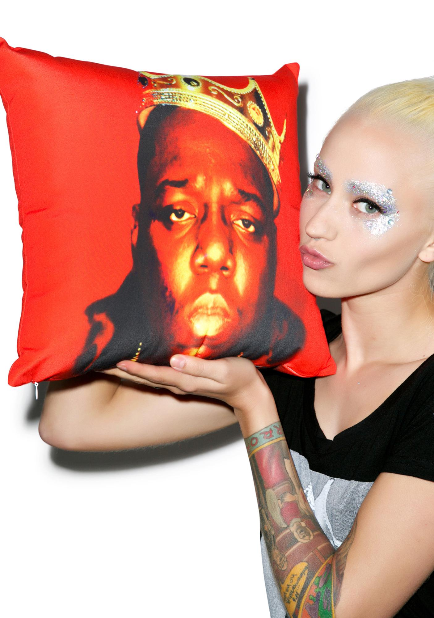 Notorious Pillow