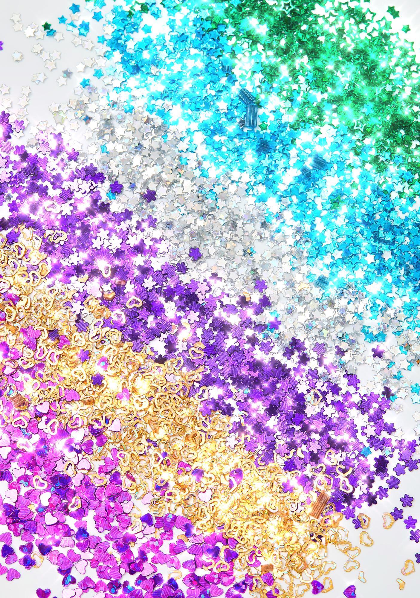 Cosmic Passion Glitter Shaker