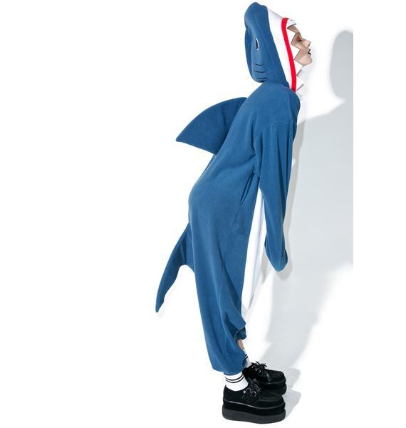 Sazac Great White Shark Kigurumi