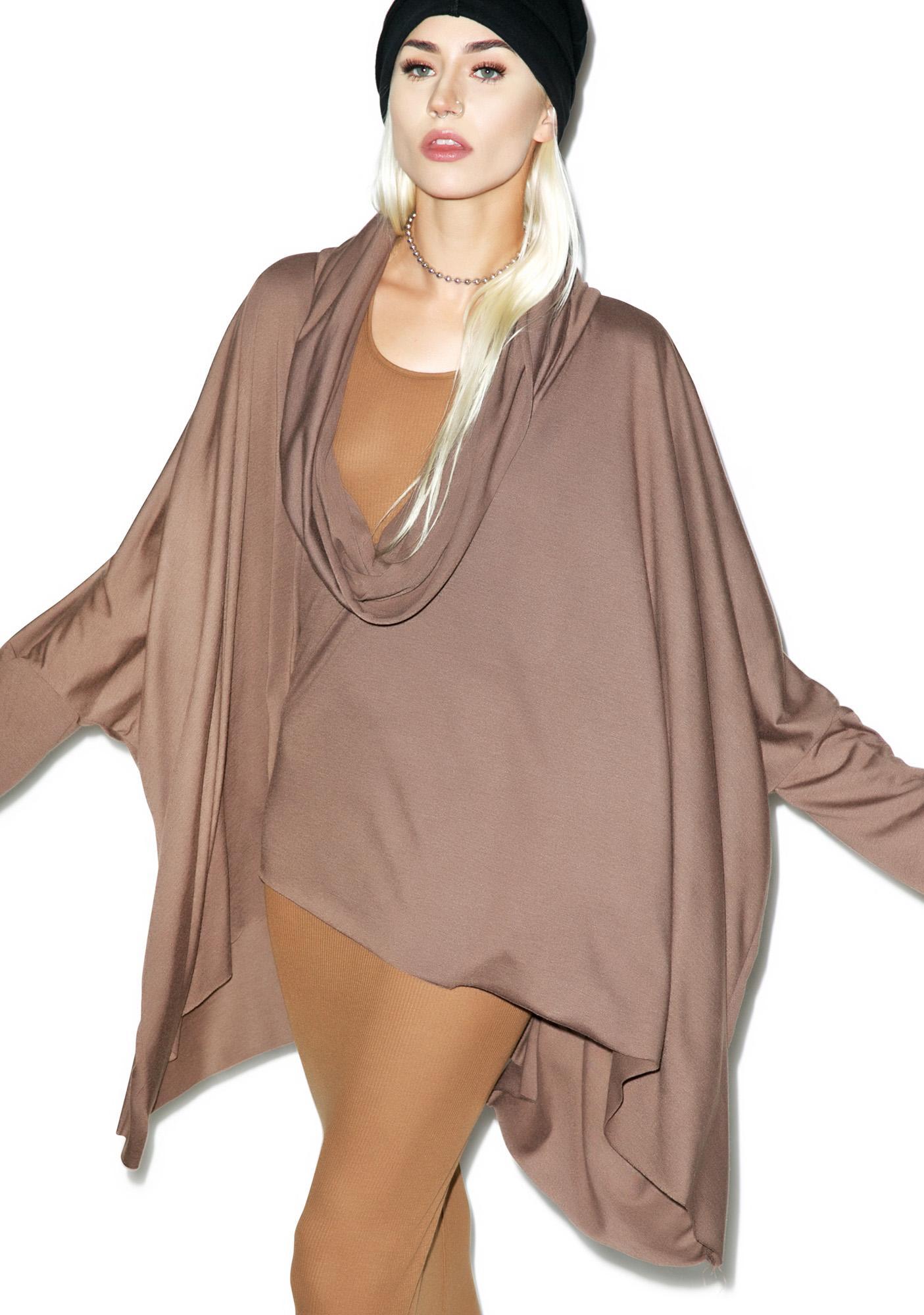MNML No Tellin' Hooded Sweater