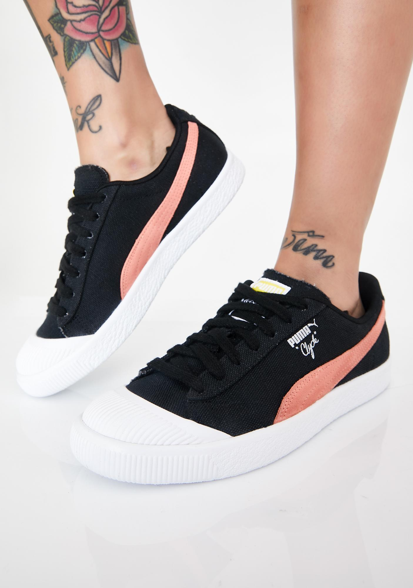 magasin d'usine 7891f aeee4 x Diamond Supply Co. Clyde Sneakers