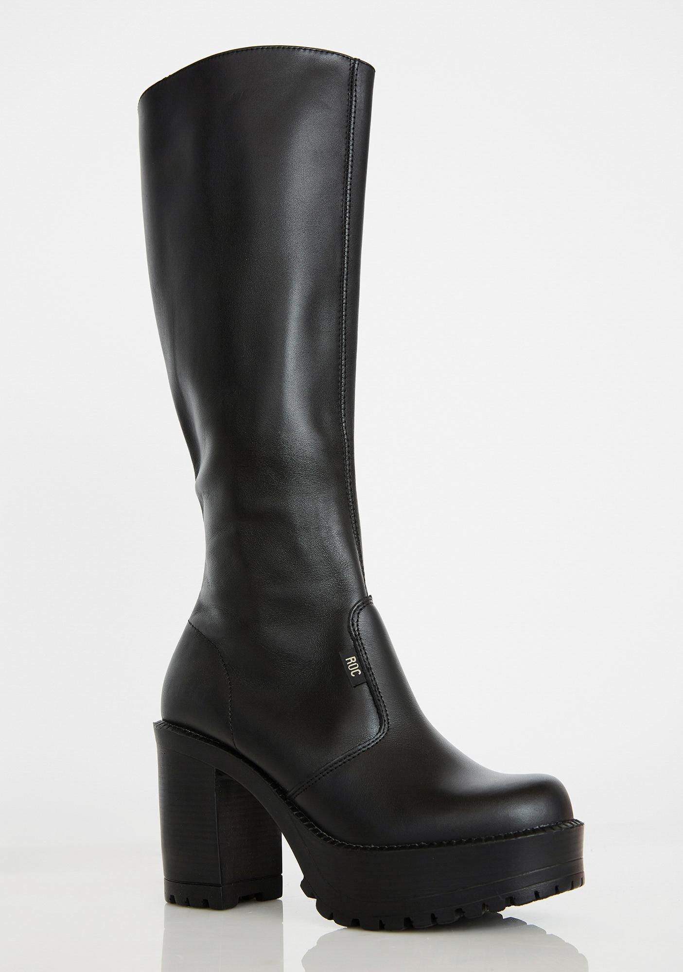 0097950ee7a Gusto Knee High Boots