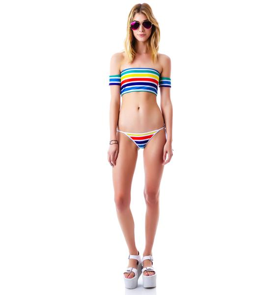 Beach Riot Papi Shibby Bikini