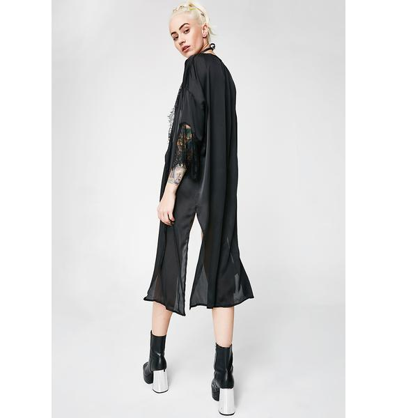 True Sorcery Sheer Robe