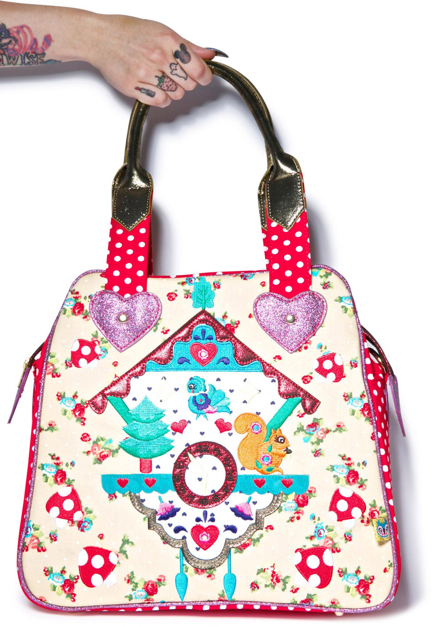 Irregular Choice Cuckoo Purse