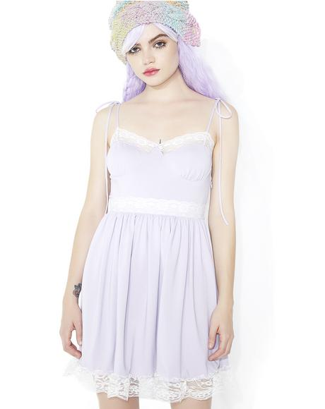 Cutie Chaser Lacy Dress