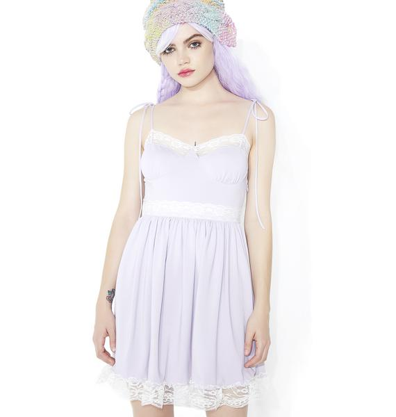 Sugar Thrillz Cutie Chaser Lacy Dress