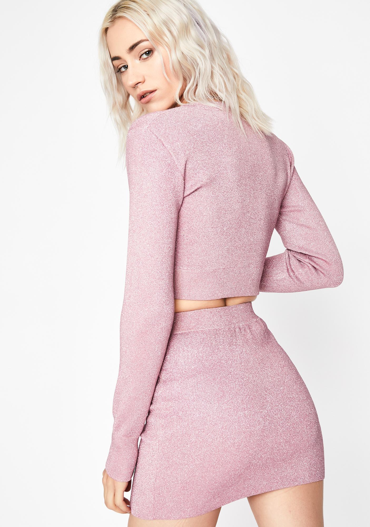 Baby Droppin' Digits Skirt Set