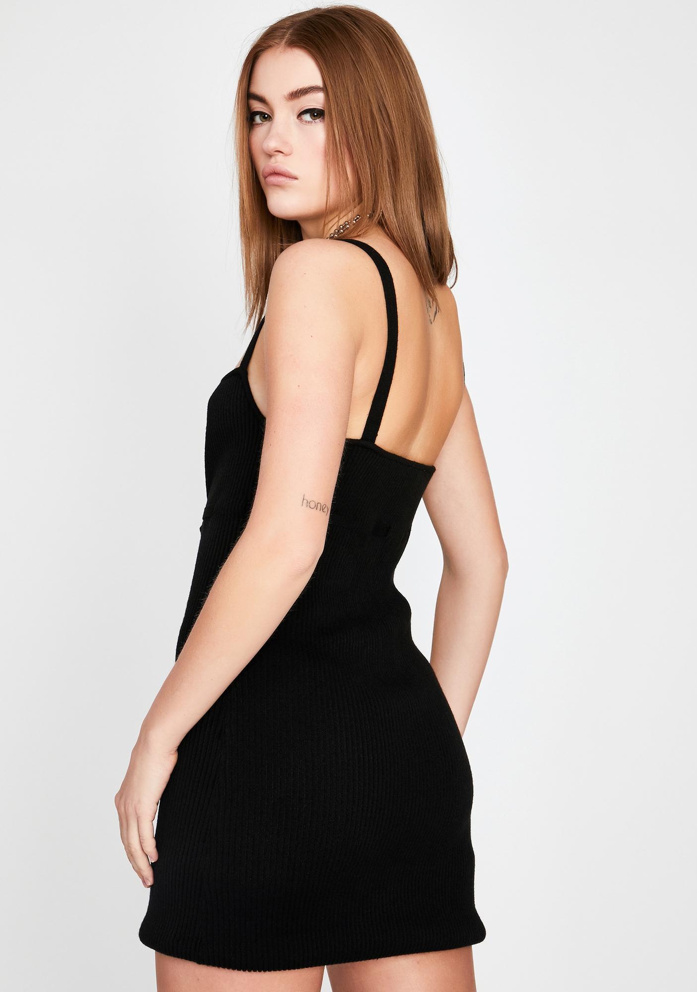 Gossip Clique Mini Dress