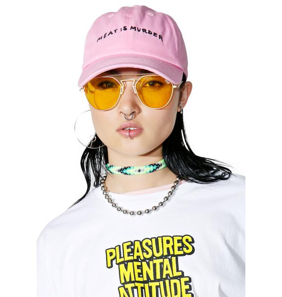 Pleasures Meat Is Murder Cap