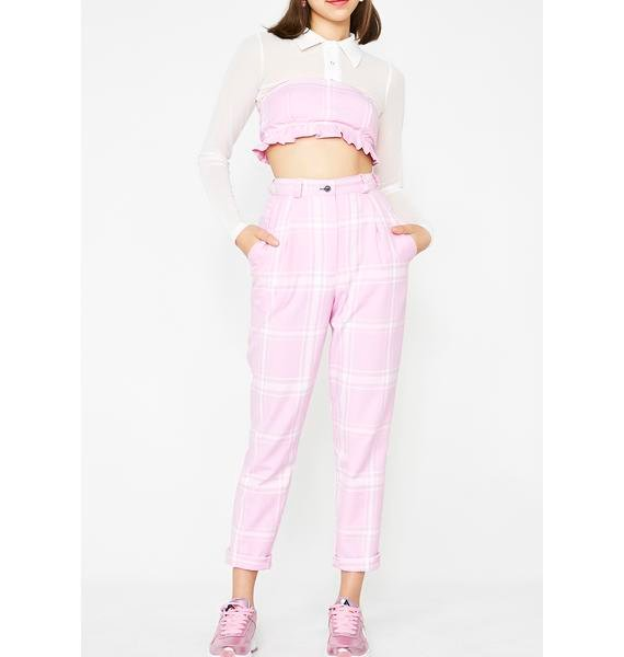 LOVE TOO TRUE Portia Classic Trousers
