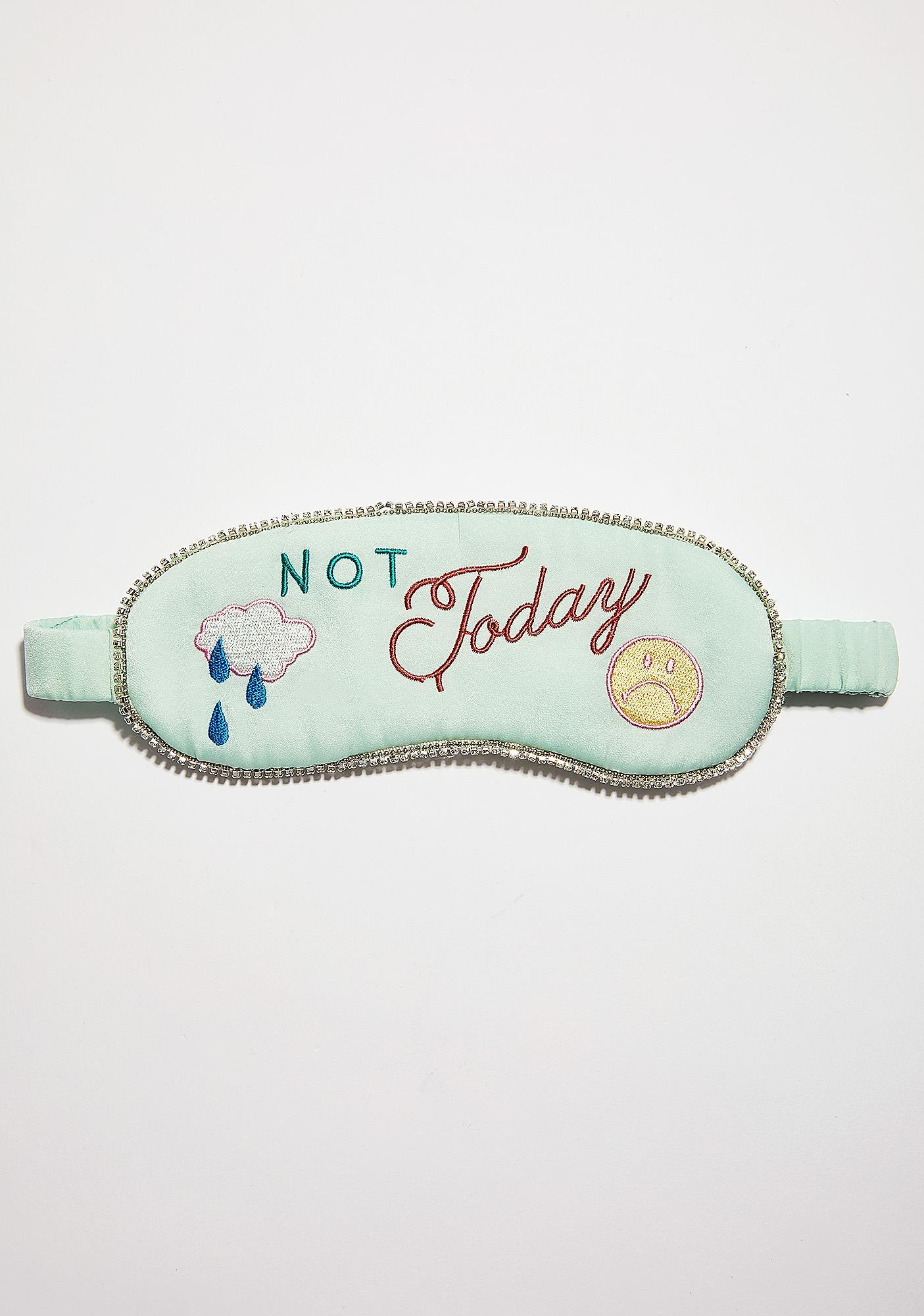 Wildfox Couture Not Today Mask