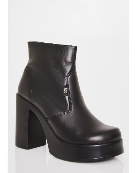 Nimo Platform Boots