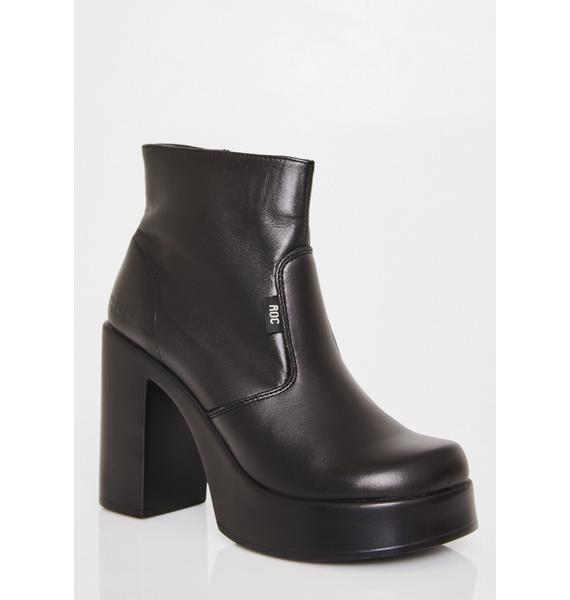 ROC Boots Australia Nimo Platform Boots