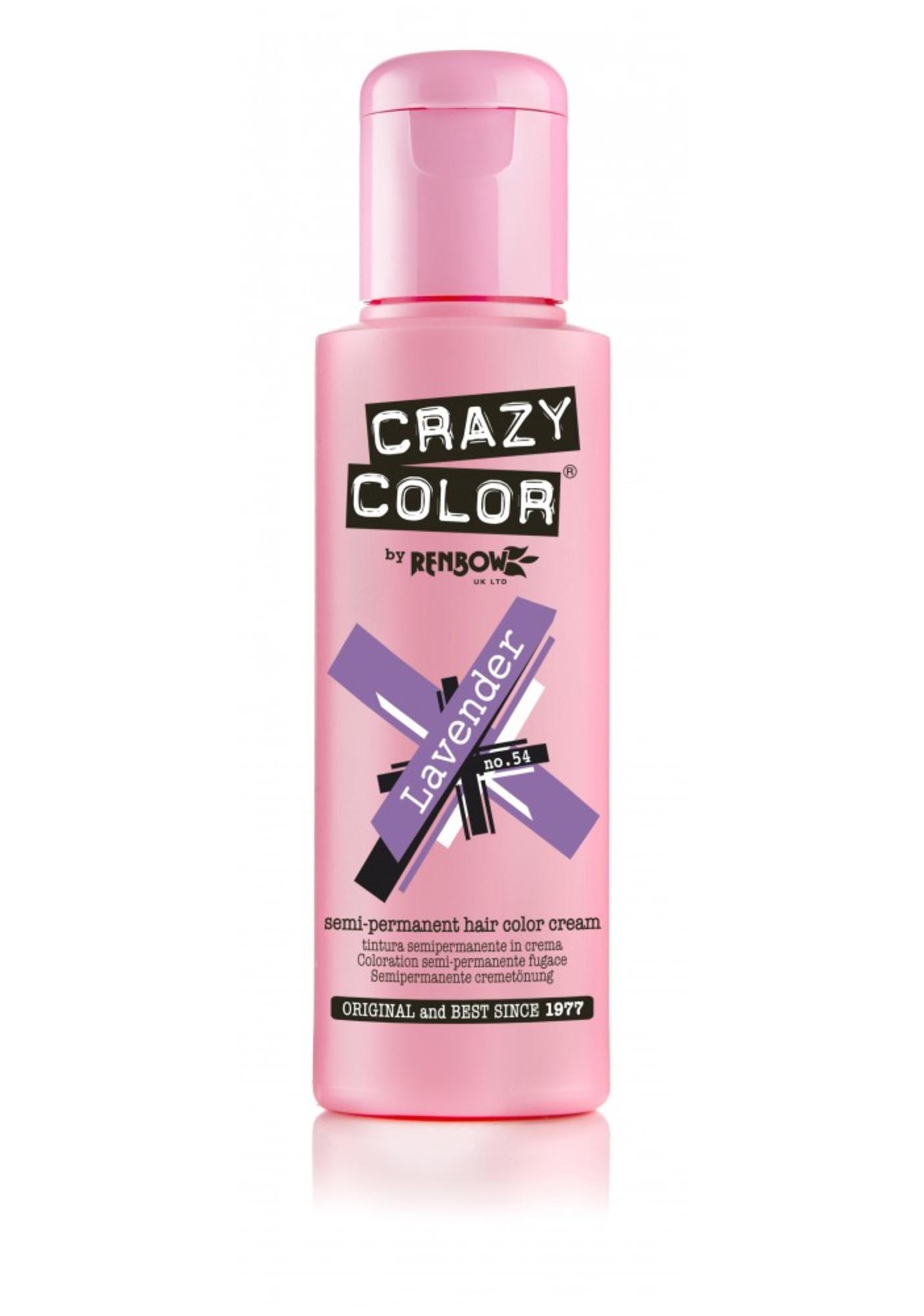Crazy Color Lavender Hair Dye