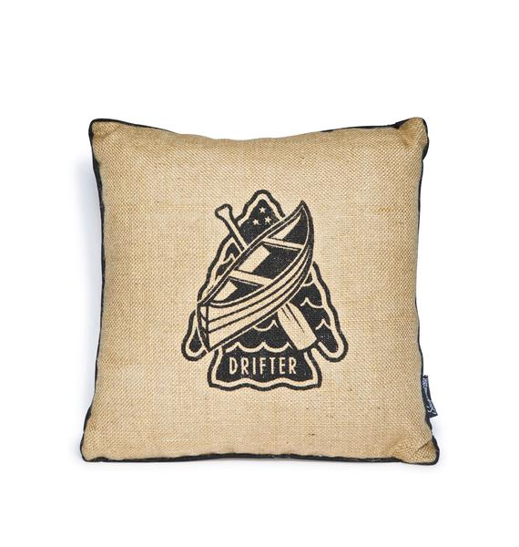 Sourpuss Clothing Drifter Pillow