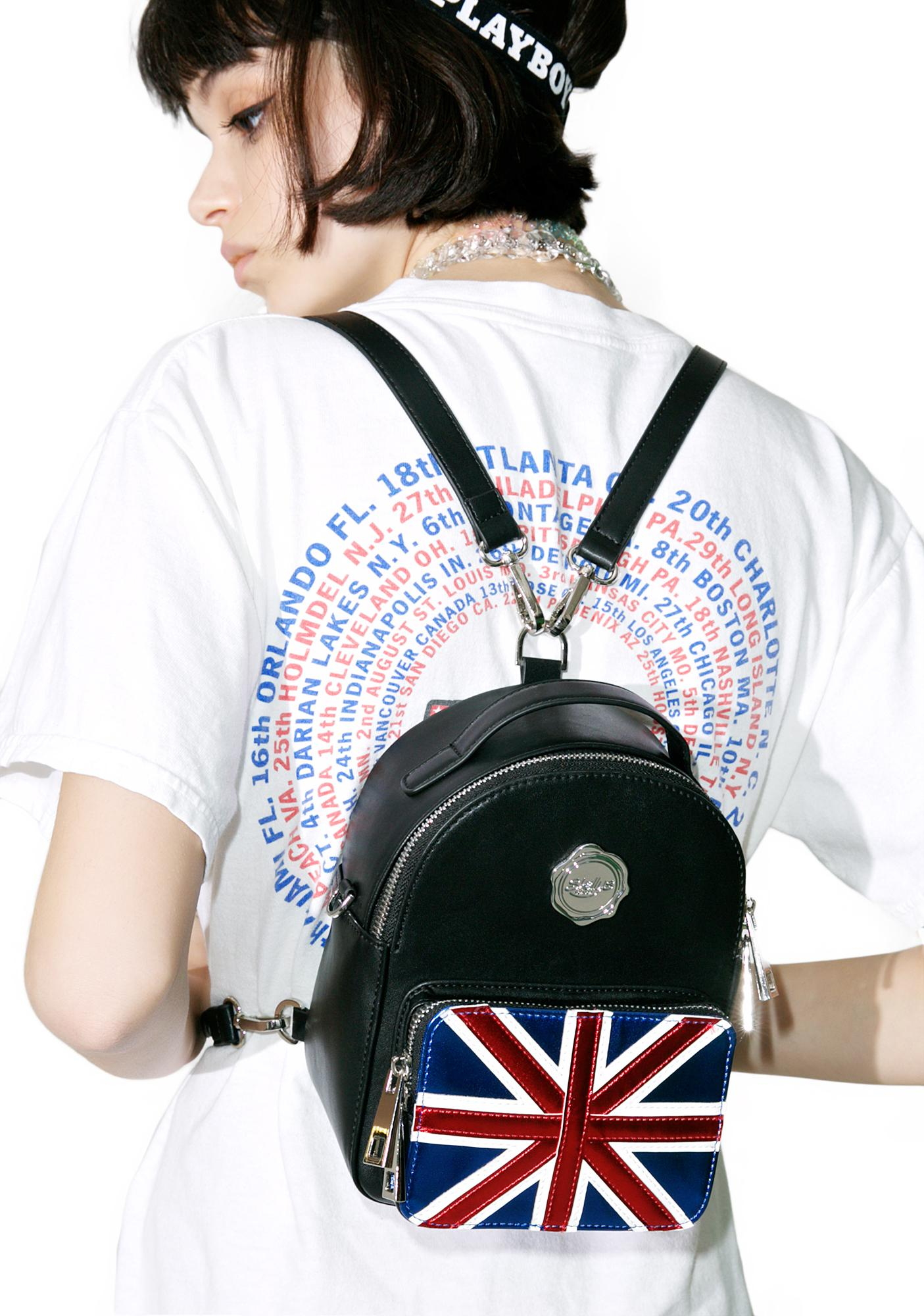 Shellys London Queen Cooper Mini Backpack