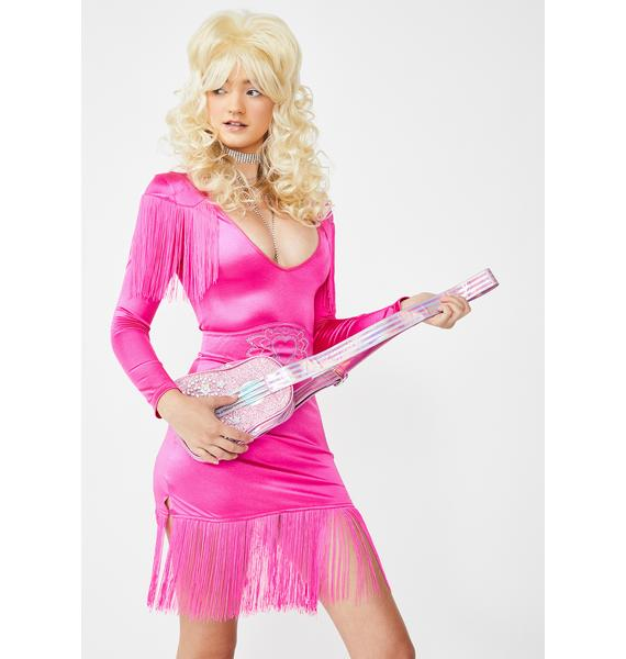 Dolls Kill 9 To 5 Diva Costume Set