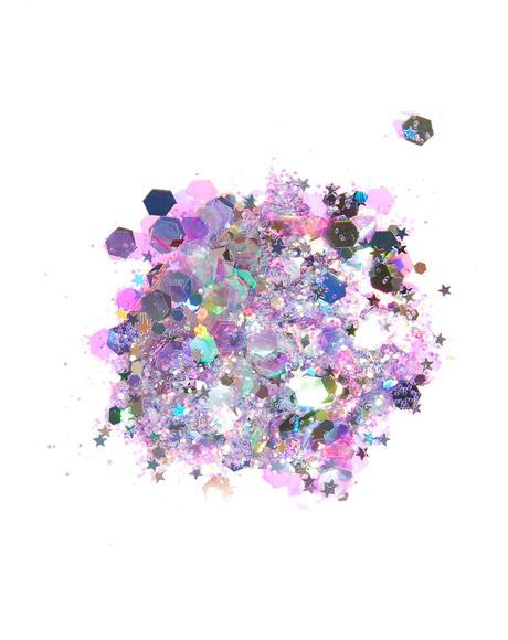 Unicorn Dreams Iridescent Face Glitter